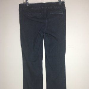 The Limited 678 Dark Wash Jeans- 4R